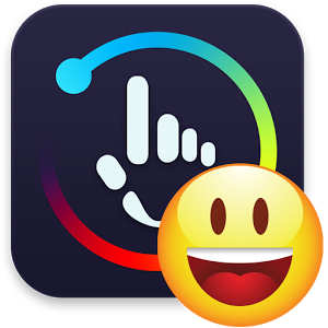 Recensione TouchPal -Emoji Keyboard&Theme ★★★★★★★★☆☆