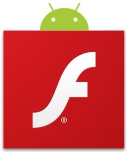 Browser con Flash Player Android integrato