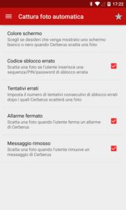 Bloccare cellulare rubato o perso su sistema Android 6