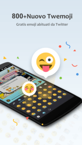 GO Keyboard - Emoji, Emoticons 2