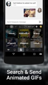 Kika Emoji Tastiera GIF gratis 3