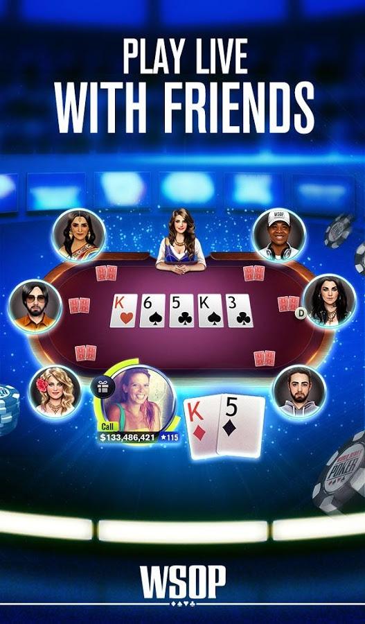 Giocare a poker su android