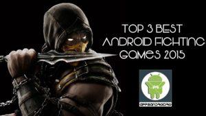 I 3 migliori giochi di combattimento per Android del 2015 (VIDEO)