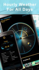 Weather Rise Clock 30+ Widgets 3