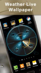 Weather Rise Clock 30+ Widgets 4