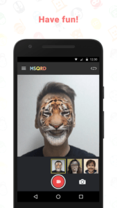 Msqrd per Android 2