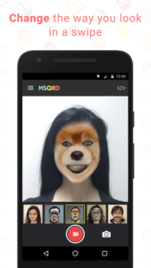 Msqrd per Android 3