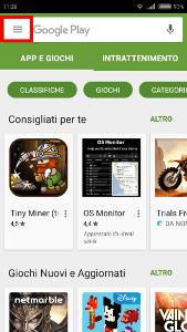 aggiornare le applicazioni su Android1