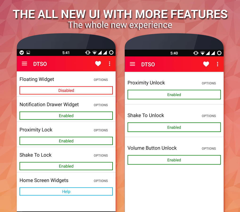 Come spegnere e accendere il display Android con il doppio tocco senza tasti 3