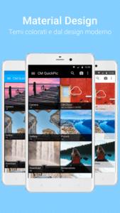 Le migliori gallerie fotografiche per Android quickpic 2