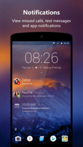 Le migliori lockscreen per Android Next Lock Screen 2