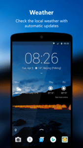 Le migliori lockscreen per Android Next Lock Screen 4