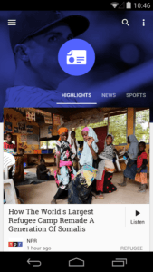 le migliori applicazioni android per le news Google play edicola 1