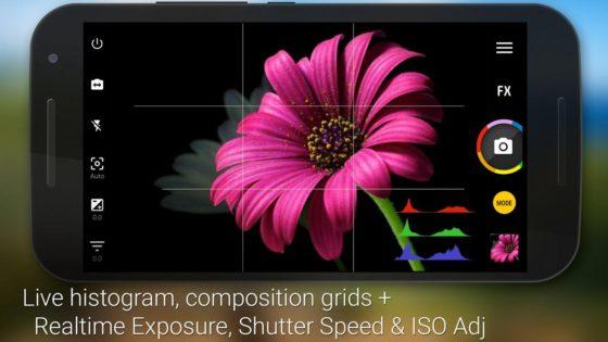 le migliori applicazioni fotocamera per Android camera zoom 2
