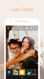 le migliori applicazioni fotocamera per Android z camera 3