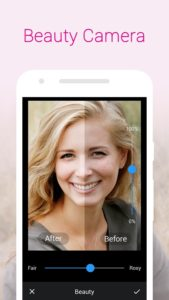 le migliori applicazioni fotocamera per Android z camera 4
