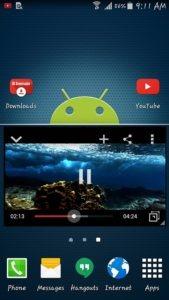 Come scaricare musica da youtube con Android 2