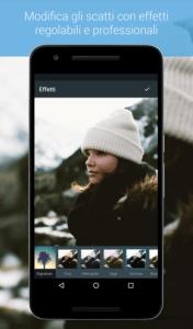 I migliori editor foto per Android Aviary Photo Editor 2
