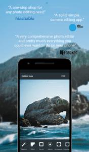 I migliori editor foto per Android Aviary Photo Editor 4