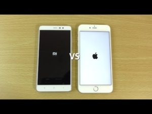 Test di velocità tra Xiaomi Redmi Note 3 e iPhone 6S Plus (video)