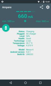 Come scoprire se ci sono problemi di carica della batteria su Android 1