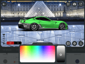 Crea l'auto dei tuoi sogni con 3DTuning 2