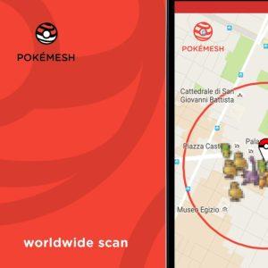 Le migliori applicazioni Android per trovare i Pokemon su Pokèmon Go PokèMesh 2
