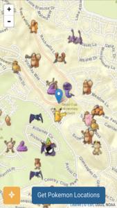 Le migliori applicazioni Android per trovare i Pokemon su Pokèmon Go poke bliss 1