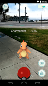 Pokemon Go scaricabile dal Google play 2