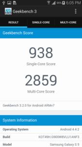 Scopri quanto è veloce il tuo Android con Geekbench 3 3