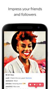 Trasforma le tue foto in opere d'arte con Prisma per Android 3