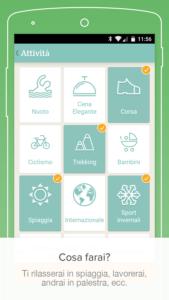 le migliori applicazioni per viaggiare e organizzare le vacanze con Android packpoint 2