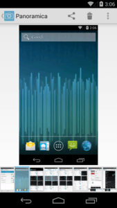 Come catturare una schermata su Android 3