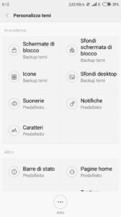 Come creare temi personalizzati con MIUI 2