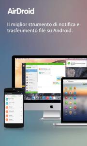 Come visualizzare lo schermo Android su PC 1