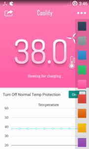 Lo smartphone si surriscalda Prova Coolify per Android 4