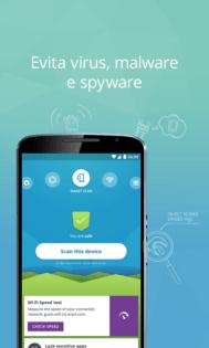 Migliori antivirus Android Avast Mobile Security & Antivirus 1