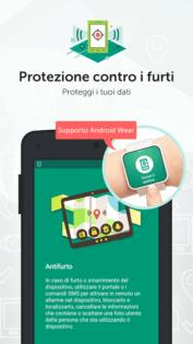Migliori antivirus Android Kaspersky Antivirus & Security 4