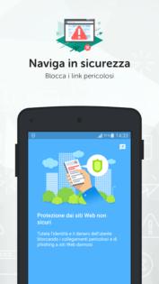 Migliori antivirus Android Kaspersky Antivirus & Security 5