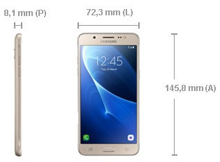 Recensione Samsung Galaxy J5 2016 0