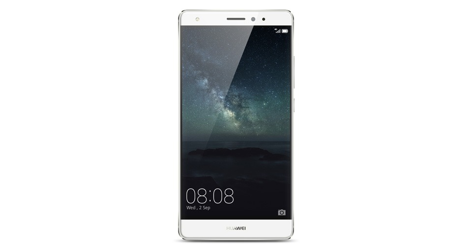recensione huawei mate s fronte