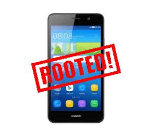 Come avere i permessi di Root su Huawei Y6 con KingRoot