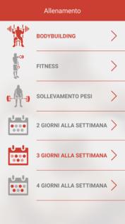 Tieniti in forma con le migliori applicazioni sul fitness per Android Fitness e bodybuilding 4