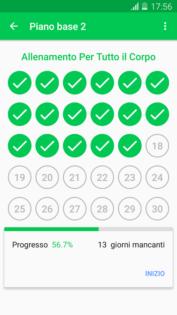 Tieniti in forma con le migliori applicazioni sul fitness per Android sfida fitness 30 giorni 3