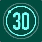 Tieniti in forma con le migliori applicazioni sul fitness per Android sfida fitness 30 giorni logo