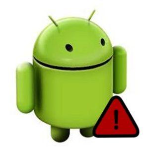 Come risolvere l'errore processo com.google.process.gapps su Android