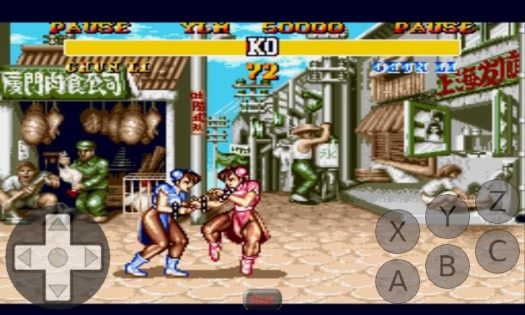 miglior-emulatore-mega-drive-per-android-genplusdroid-street-fighter-2