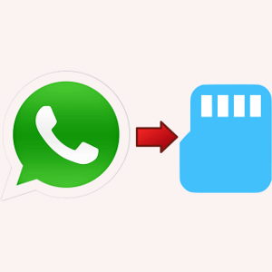 Come spostare le foto e video di Whatsapp su SD senza Root