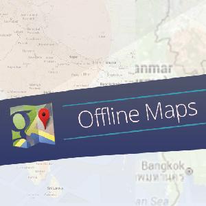 Come usare le mappe offline di Google Maps senza connessione dati